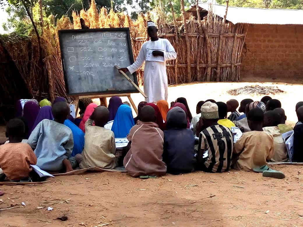 Thematic Area—Inclusive Education