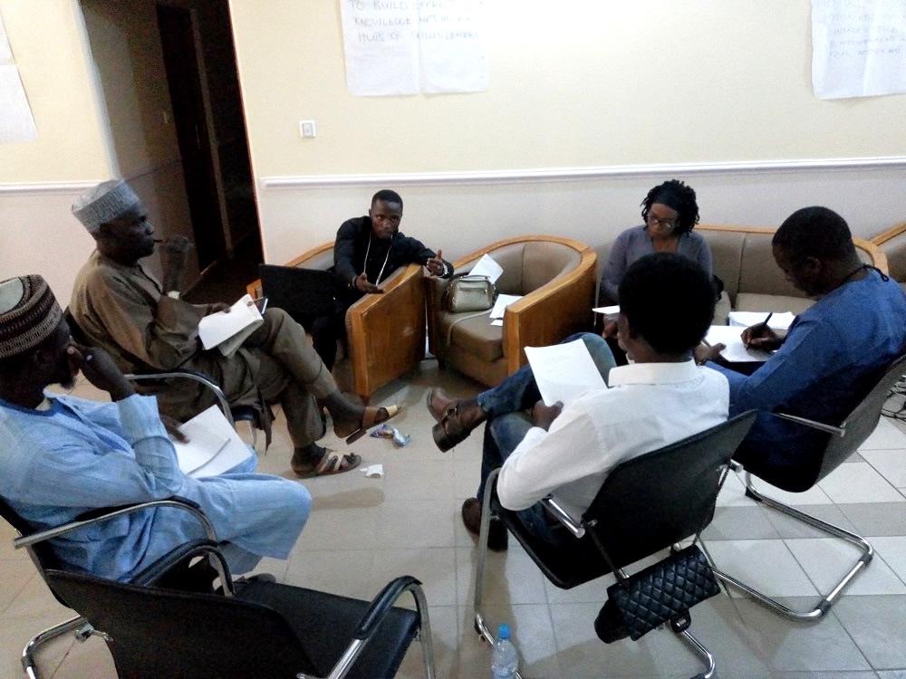 Thematic Area—Capacity Coaching